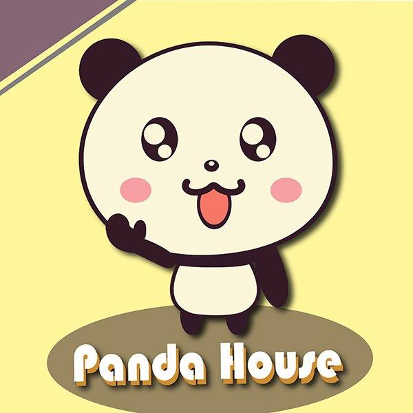 avatar gau panda cute
