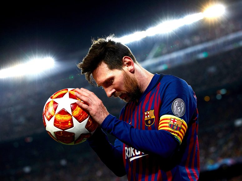 hinh anh Messi dep