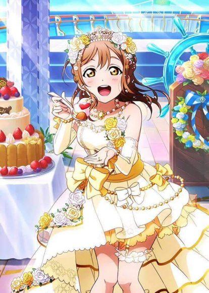 hinh anime girl xinh dep nhu cong chua