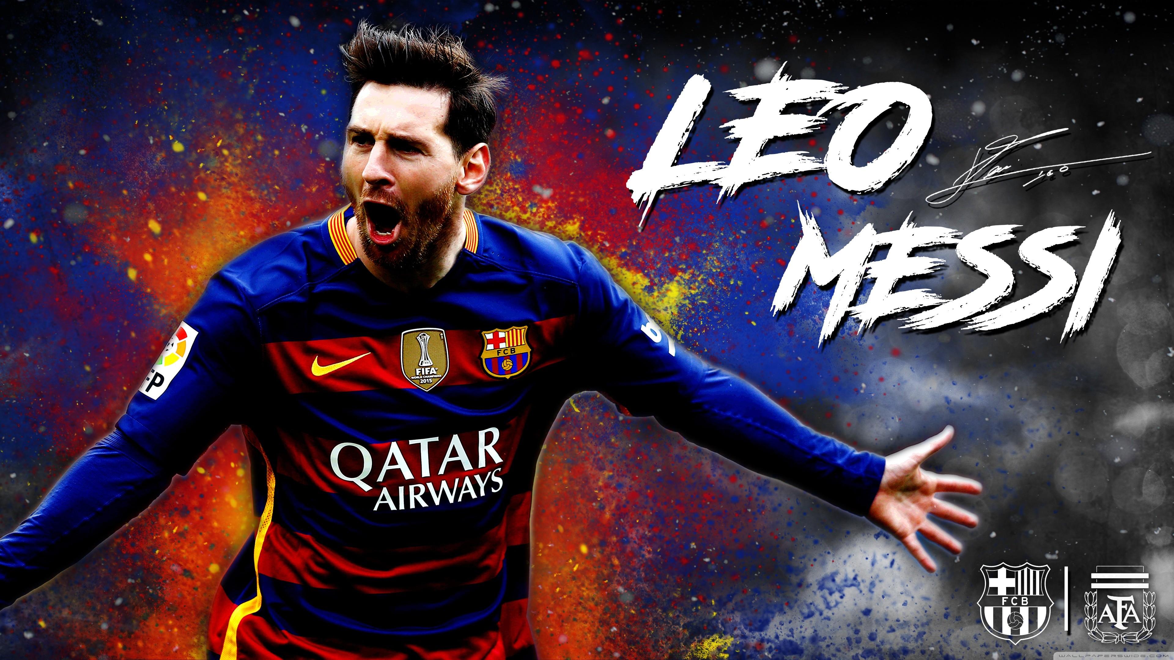 Download hình nền Lionel Messi đẹp nhất cho Desktop