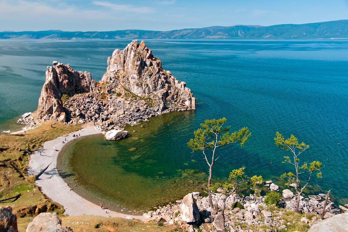 truyen thuyet thieng lieng ve hoa Baikal