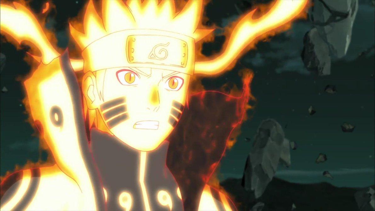 Hình nền Naruto đẹp và rất \u201cngáo\u201d