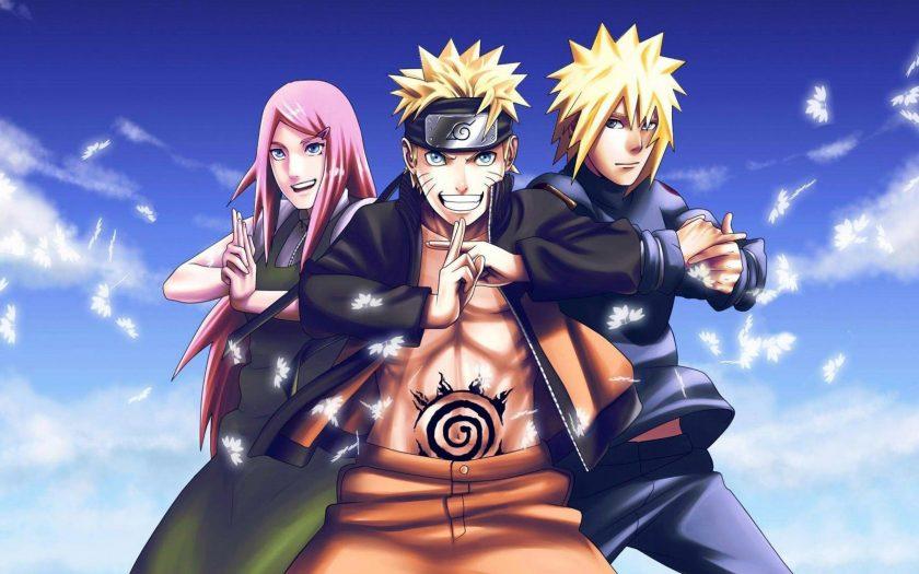hinh anh bo 3 naruto sasuke sakura