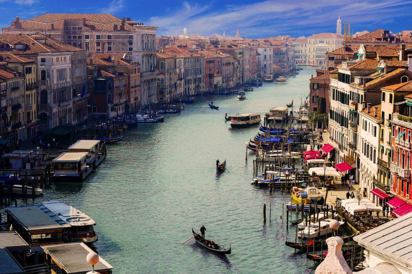 hinh anh thanh pho Venice cua Italia