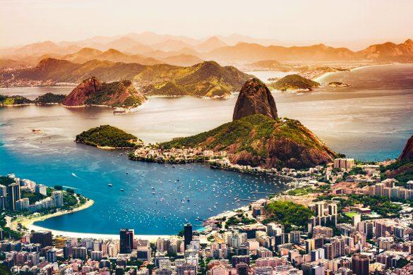 hinh anh thanh pho Rio De Janeiro cua Brazil