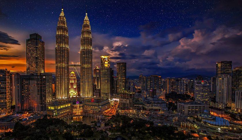hinh nen thanh pho Kuala Lumpur cua Malaysia