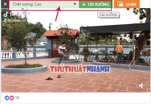 tai video tu facebook bang coc coc