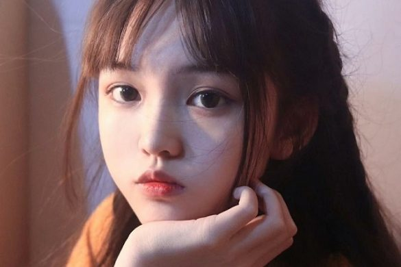 girl xinh han quoc kute