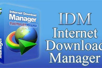 meo tang toc do download cho idm