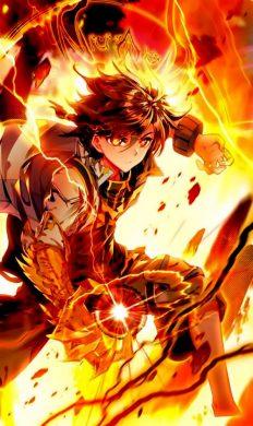 hình ảnh anime nam ngầu chất