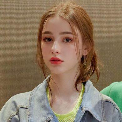 Angelina Danilova gái xinh Châu Âu xinh như thiên thần