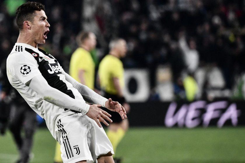 Cristiano Ronaldo pha an mung tra dua hlv Simeone
