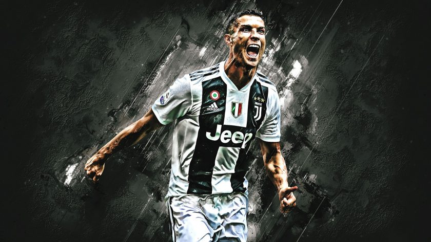 hinh anh Ronaldo Juvetus cuc ba khi