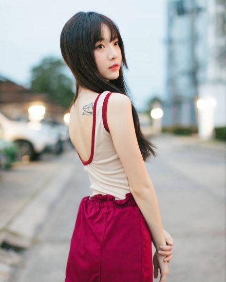anh girl xinh facebook