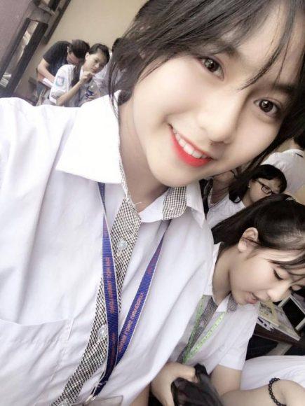 anh hot girl Nguyen Thi Thu Huong