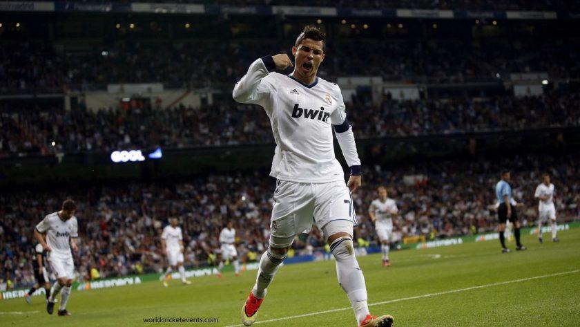 hay goi ten Cristiano Ronaldo