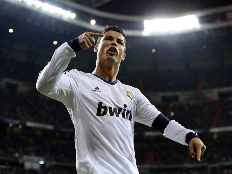 hinh anh Ronaldo khang dinh ban than