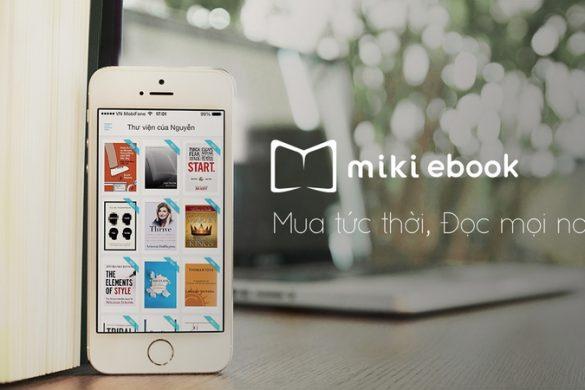 Miki ebook la gi nen su dung miki app