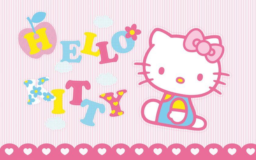 anh nen meo Hello Kitty