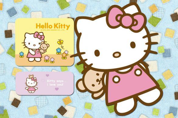 hinh anh meo Hello Kitty cute