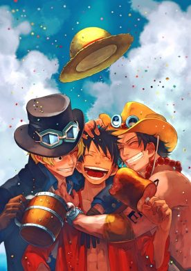hinh nen Luffy dep