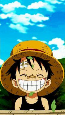anh Luffy truyen One Piece