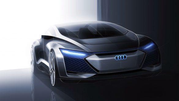 anh nen sieu xe Audi dang the thao