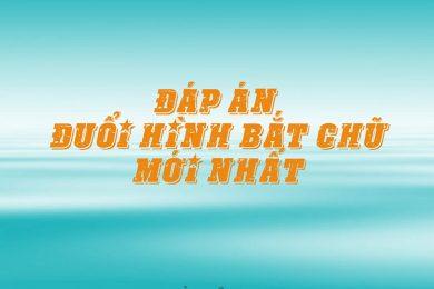 dap an duoi hinh bat chu