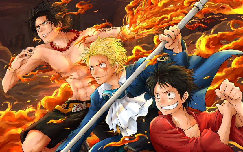 hinh anh anime One Piece dep