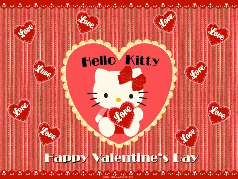 hinh meo con Hello Kitty