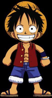 hinh nen Luffy ngo