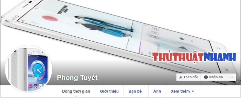 hoan thanh doi ten Facebook