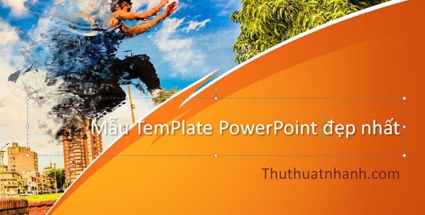 mau template pha cach cho powerpoint dep