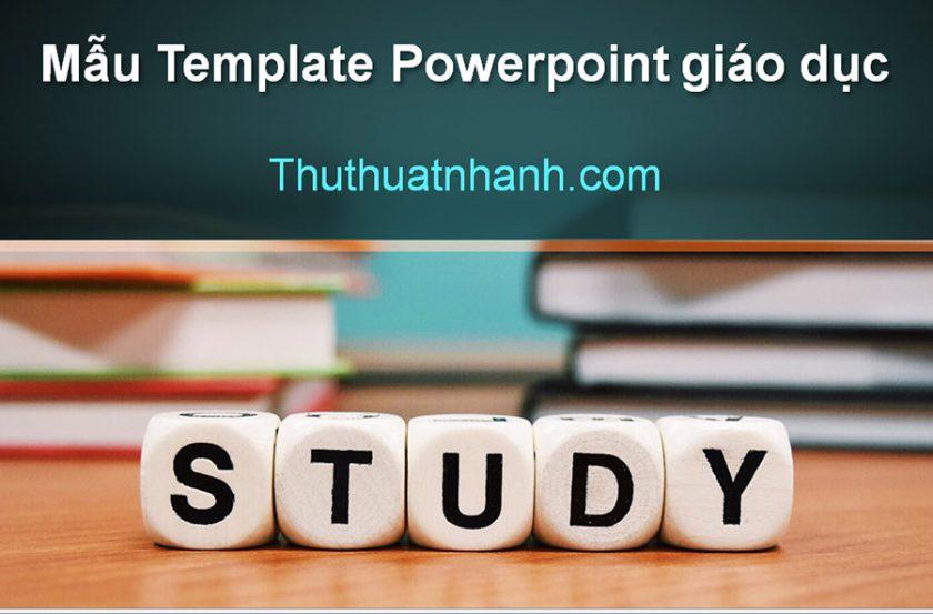 mau template powerpoint dep