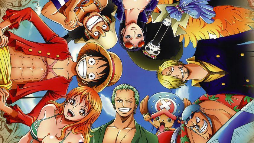 nhung nhan vat va nu cuoi trong One Piece