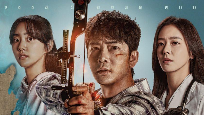 phim xuyen khong han quoc song sot thoi joseon