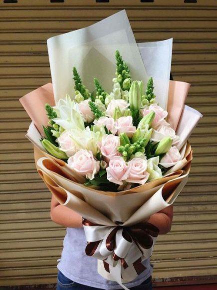 tai nhung bo hoa hong dep nhat