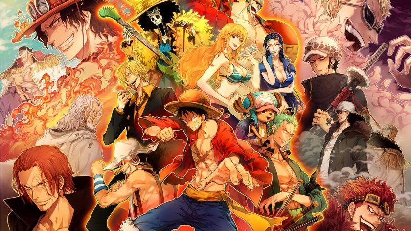 tong hop hinh nen One Piece dep nhat