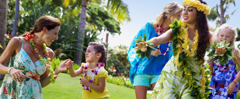 ý nghĩa hoa sứ và văn hóa Hawaii