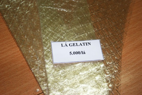 la Gelatin