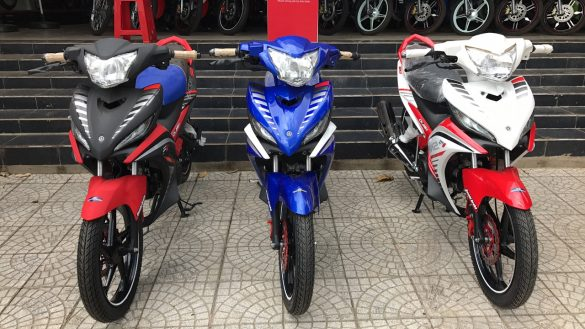 xe Exciter 50cc cho hoc sinh