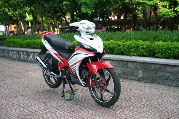 xe Exciter 50cc trang do