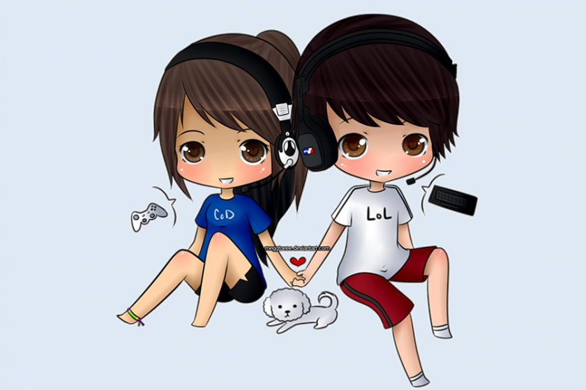 avatar doi chibi cute