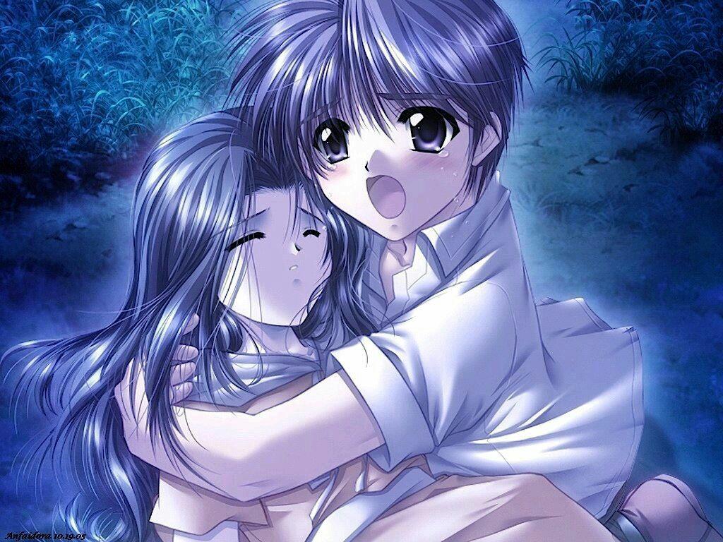 Trào Nước Mắt Với Bộ ảnh Anime Tình Yêu Buồn đau Khổ