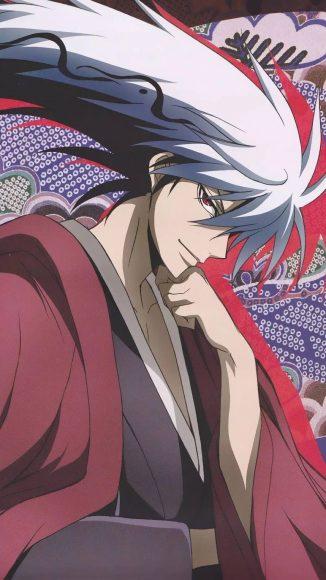 hinh anime chang kiem si lanh lung manh me