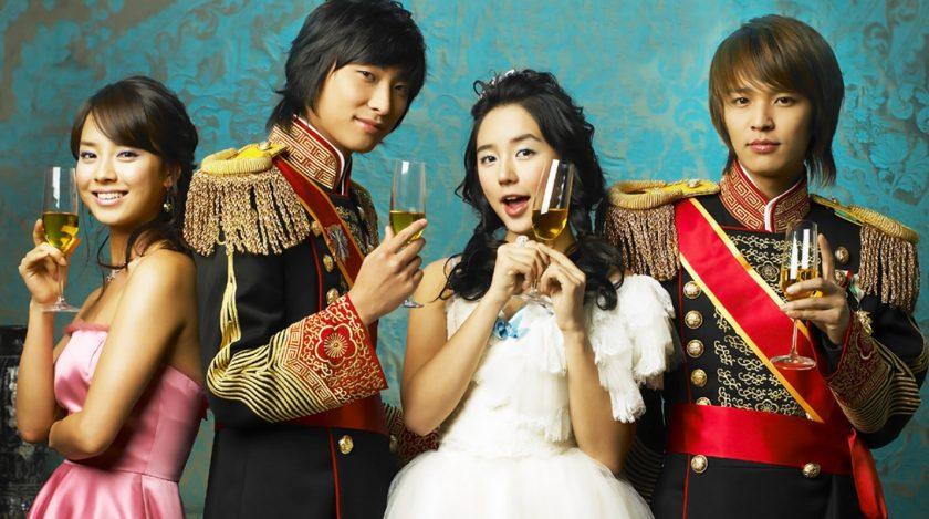 phim han quoc Goong Hoang Cung