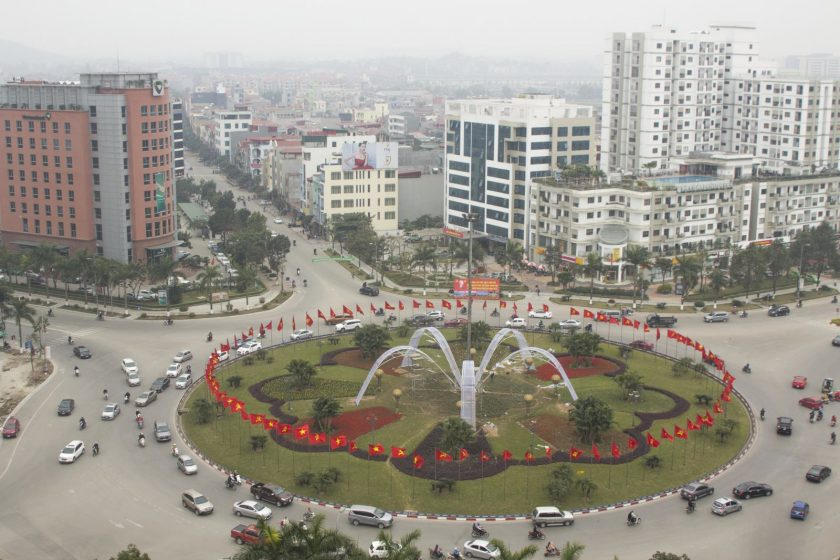 thanh pho Bac Ninh