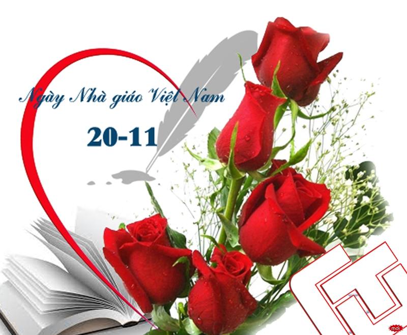thiep 20-11 dep nhat