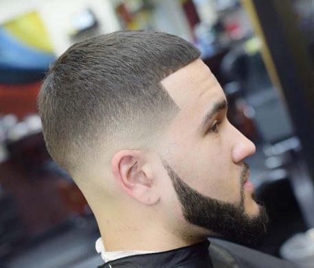 tóc kiểu Buzz cut