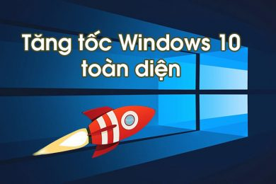 cach tang toc windows 10